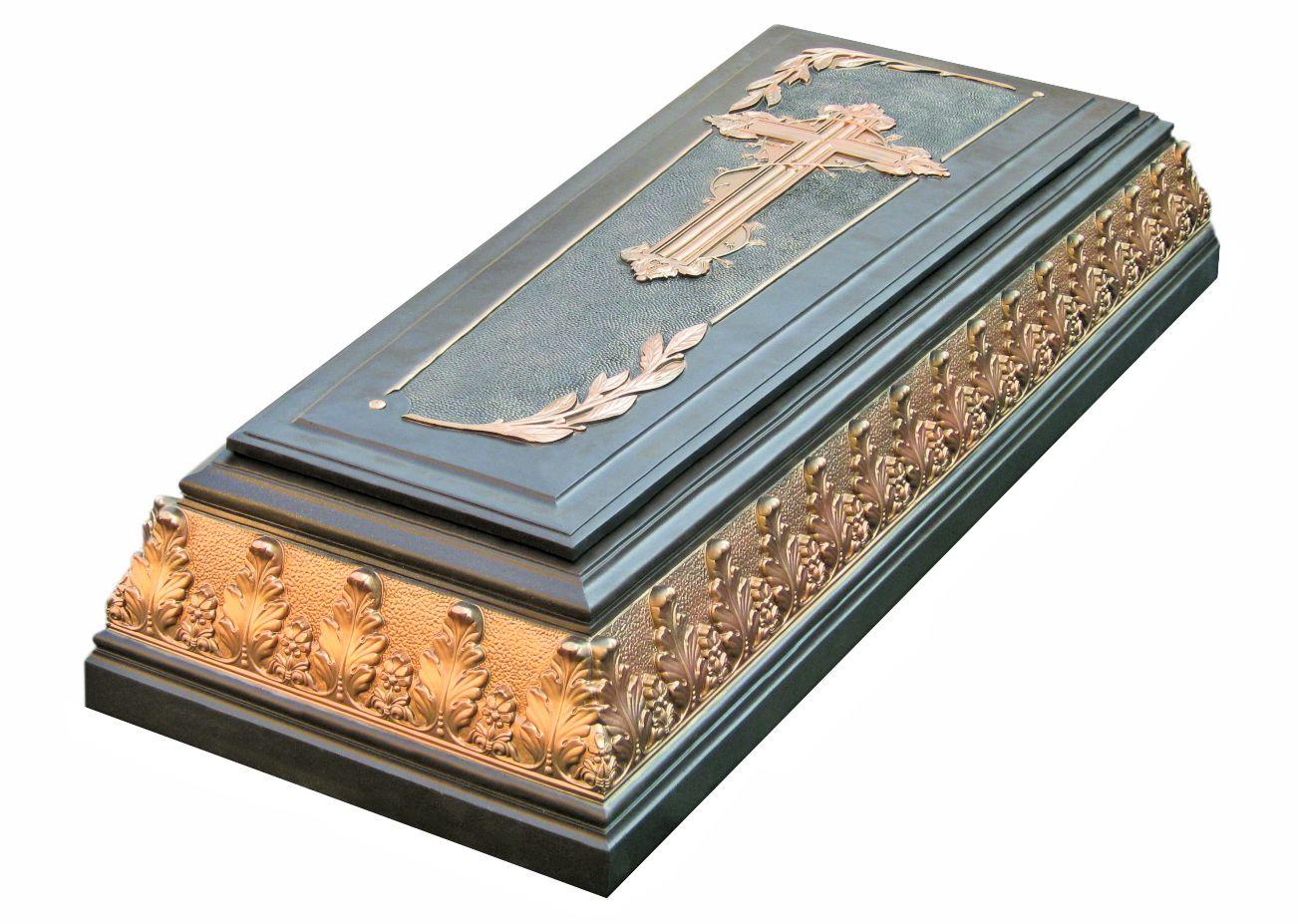 Надгробие бетонное «Арма ‑ Коричневый»