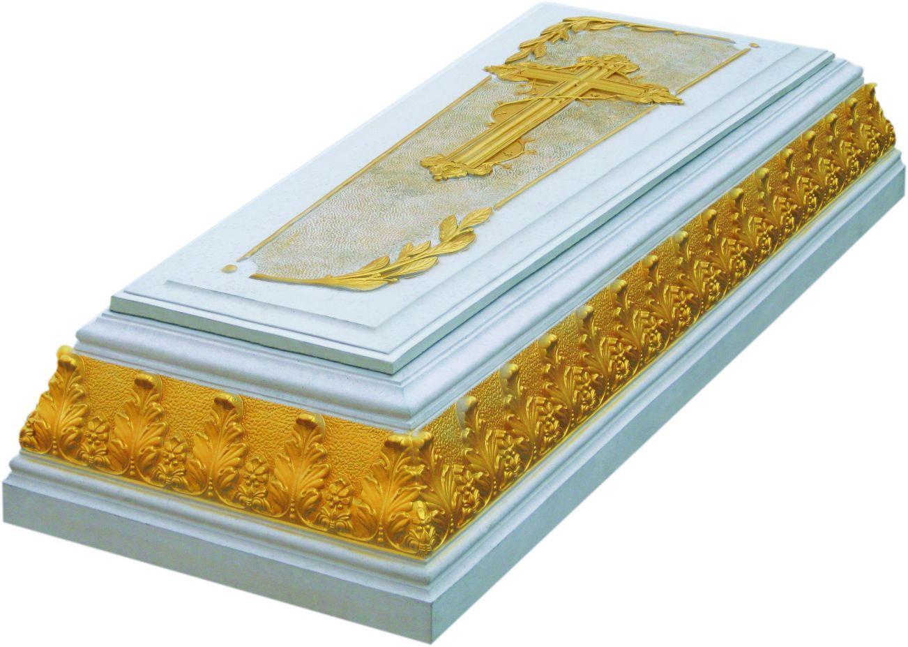 Надгробие бетонное «Арма ‑ Позолота»