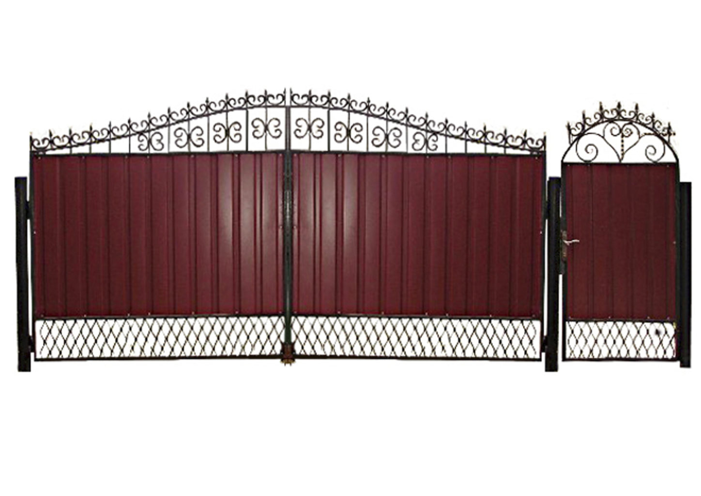 Ворота - № 9